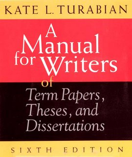 kate l turabian a manual for writers of term papers theses and Download a manual for writers of term papers, theses, and dissertations - kate l turabian pdf free dale me gusta para decir gracias pdf/epub pdf download buy at amazon this ebook is available to download in (pdf format.