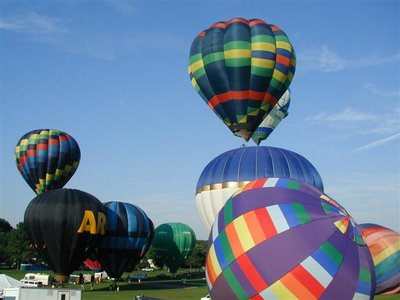 Lake Gaston Balloon fest