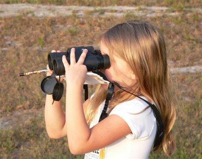 Young birder