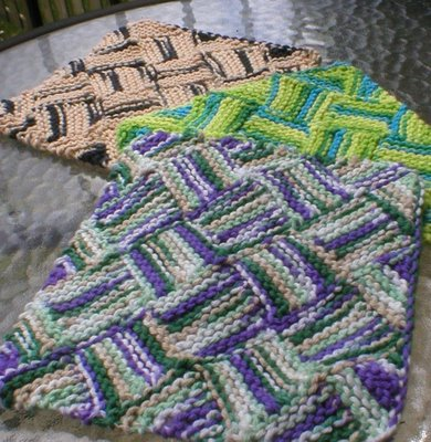Noni Knitting Patterns : KNITTING PATTERN FOR DISH CLOTHS DESIGNS & PATTERNS