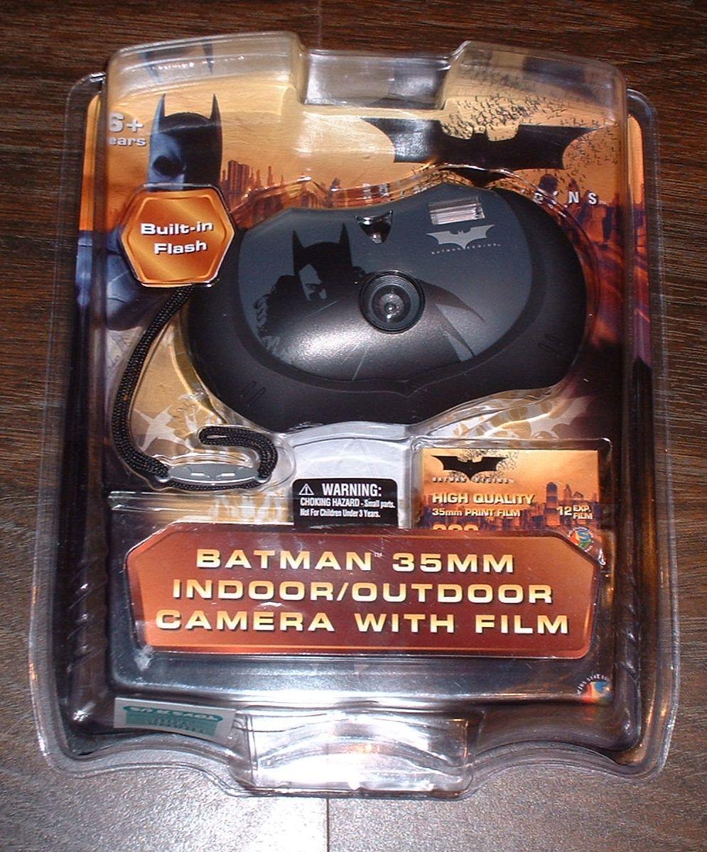 Batman Camera