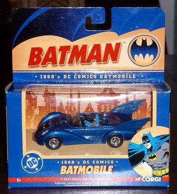 Batmobile 1960's