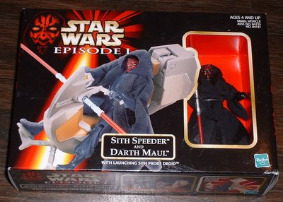 Darth Maul Speeder