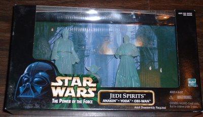 Jedi Holograms