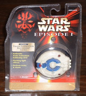 Star Wars Yo-Yo