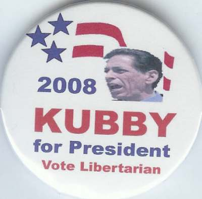 Order Kubby 2008 buttons from RadicalButtons.Com