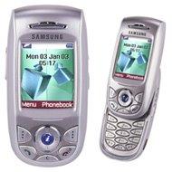 Samsung E800 cellfone