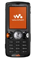 Sony Ericsson W810i cellphone