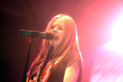 Avril Lavigne pic