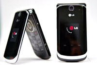 LG chocolate cellphone