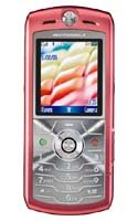 Motorola SLVR L7 (Pink) image