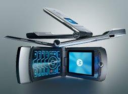 Motorola RAZR V3 cellfone