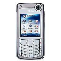 Nokia 6680 cellfone
