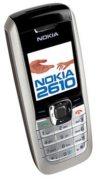 nokia 2610 cellfone