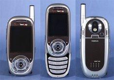 Nokia 6305i cellfone