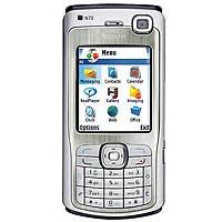 Nokia N70 mobilefone
