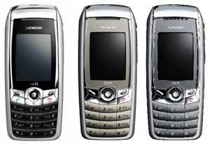 Siemense CX75 cellfone