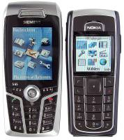Siemens S65 cellphone