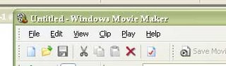 Windows Movie maker tip