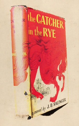 an examination of the catcher in the rye by jd salinger With the publication of catcher in the rye in the  a minor nervous breakdown during a medical examination  in salinger's the catcher in the rye.