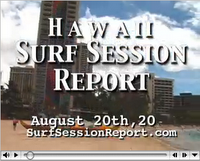 Hawaii Surf Session