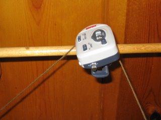 fishing line meter