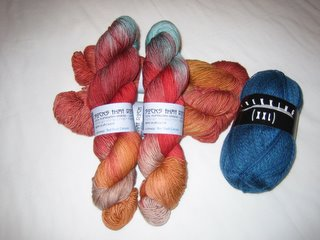 Socks that Rock yarn