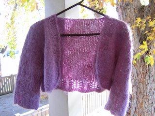 Sweaterbabe bolero