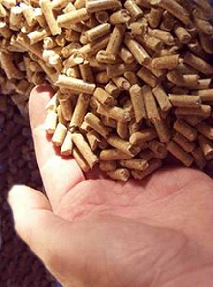 Sustainable Energy author Ireland (SEAI): Wood Pellet ...