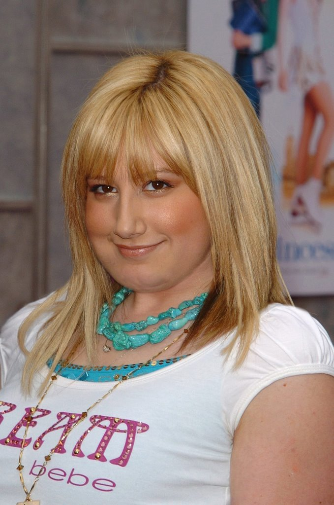 More Big Ashley Tisdale News on too fat for fun