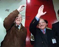 3 Gobiernos Democráticos de Acción Popular: Belaunde (1963-68), Belaunde (1980-85), Paniagua (2000-01)