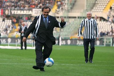 Il goal di Platini