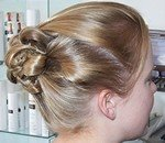 Soft Updos For Weddings Graphic