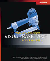 Introducing Visual Basic 2005 for Developers
