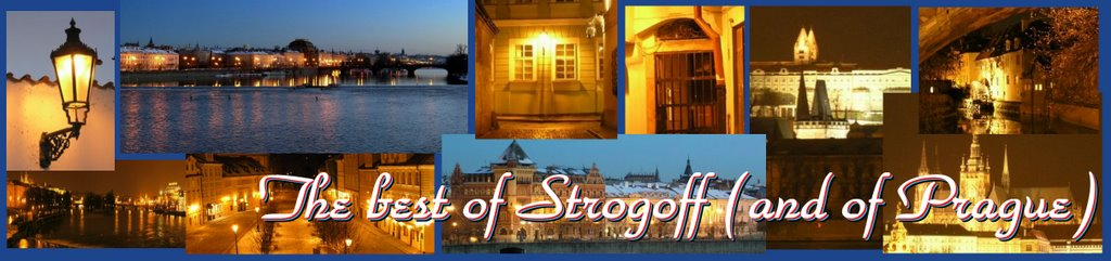 The best of Strogoff (and Prague)
