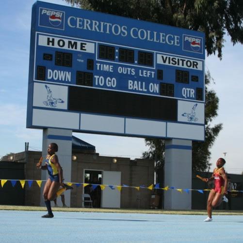 glenville state college high school track meet