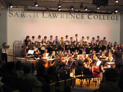 Sarah Lawrence College Candide