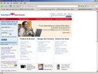 website sebenar Bank Of America