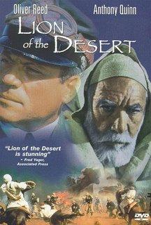 ©1981 - Lion of the Desert DVD Cover