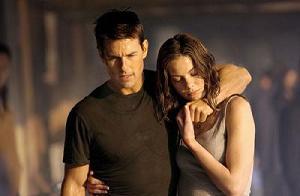 تام کروز در فیلم ماموریت غیر ممکن 3