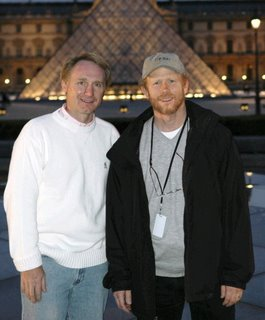 Dan Brown i Ron Howard