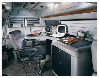 Take Your Office On The Road Keep Work Materials At Fingertips And Stay Organized Invite Customers To Step Inside Private