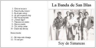 LA BANDA DE SAN BLAS - Soy de Simancas