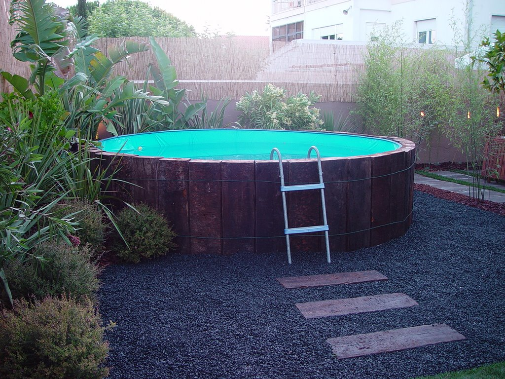 Piscinas a o daquelas do leroy ou aki f rum da casa for Aki piscinas hinchables
