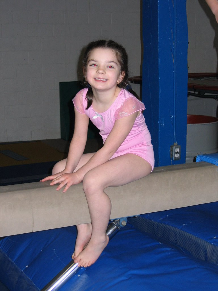 Understand Young teen girl gymnastics happens. Let's