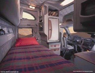 Les camions ferrari page 3 formule 1 comp tition for Camion americain interieur cabine