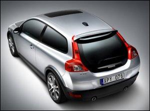 Volvo C30 hatchback