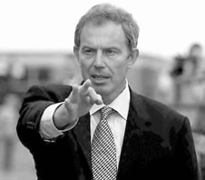 picture of Tony Blair