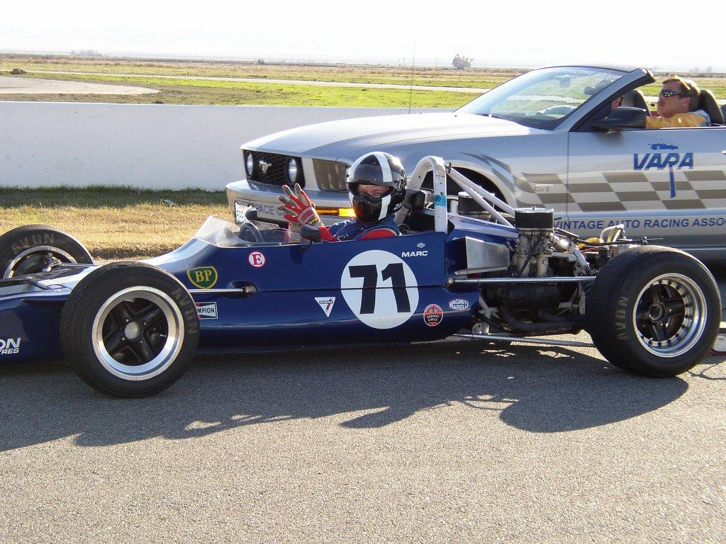 racetime: March 2006