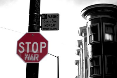 San Francisco Stop Sign
